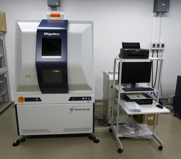 全自動水平型多目的X線回折装置の画像1
