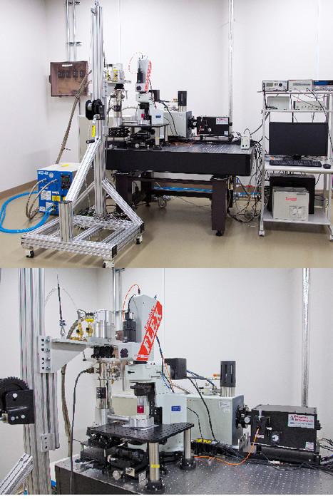 顕微可視赤外分光システムの画像1