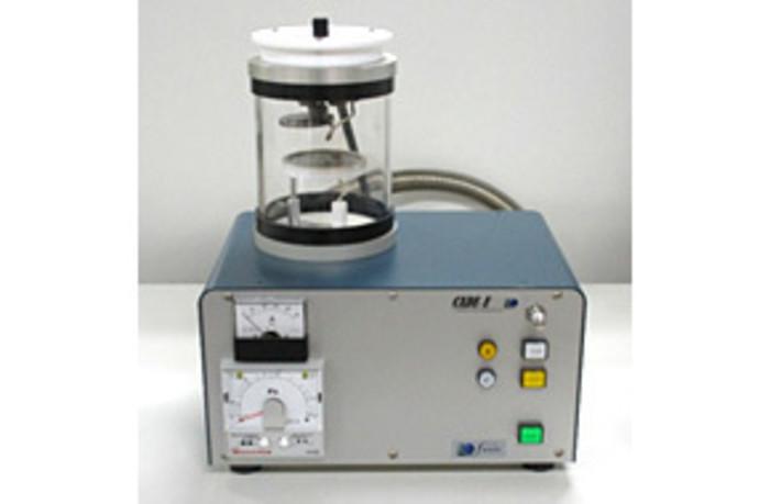 親水化処理機能付きカーボンコータの画像1