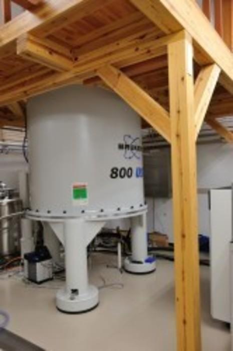 溶液 800MHz Bruker極低温プローブの画像1