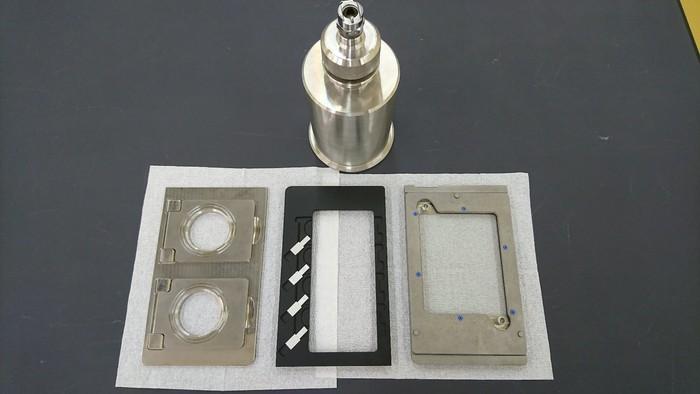 画像解析式粒径分布測定装置の画像2