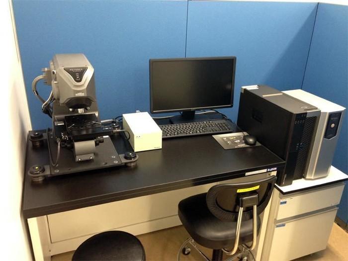 形状測定レーザー顕微鏡システムの画像1