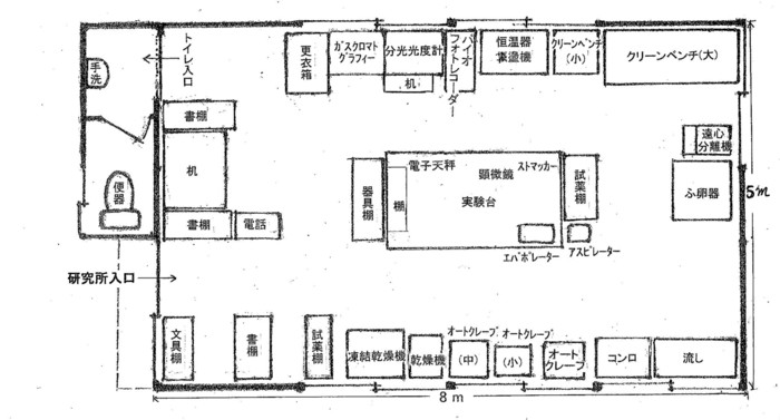 【貸切可】 大阪駅からアクセス良好/微生物試験のできるラボの画像3