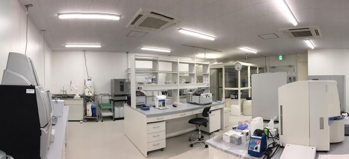 P2,BSL2レベルの培養・核酸の基礎実験ができるレンタル実験室の画像1
