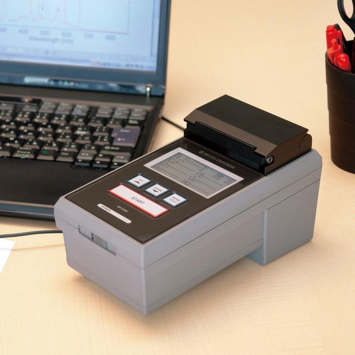 ハンディ元素分析器(デモ利用)の画像2