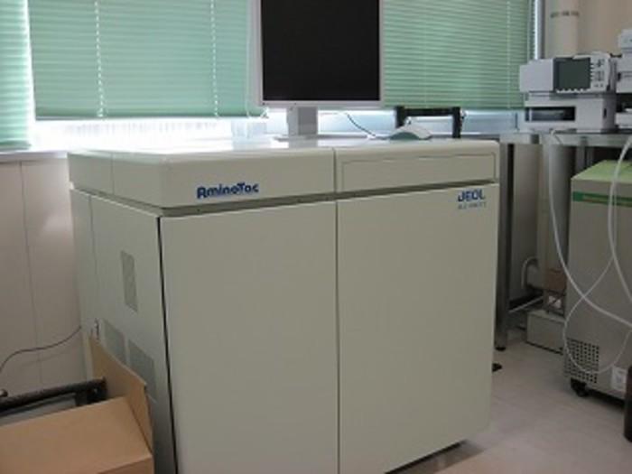 アミノ酸分析装置を用いた依頼分析の画像1