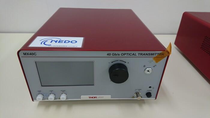 高速リニア送信機(強度変調)の画像1