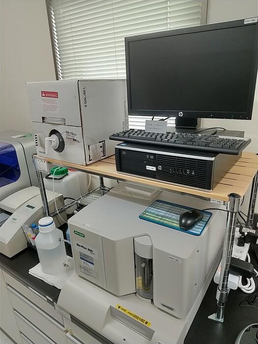 マルチプレックスイムノアッセイ Bio-Plex200 *訪問利用は要相談の画像1